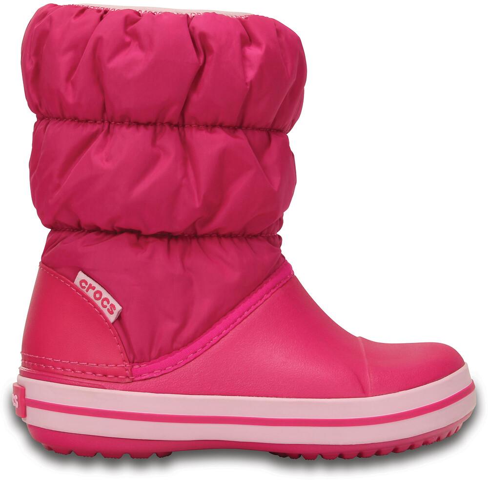 Crocs »Winter Puff Boots Kids« Stiefel, blau, 33 33